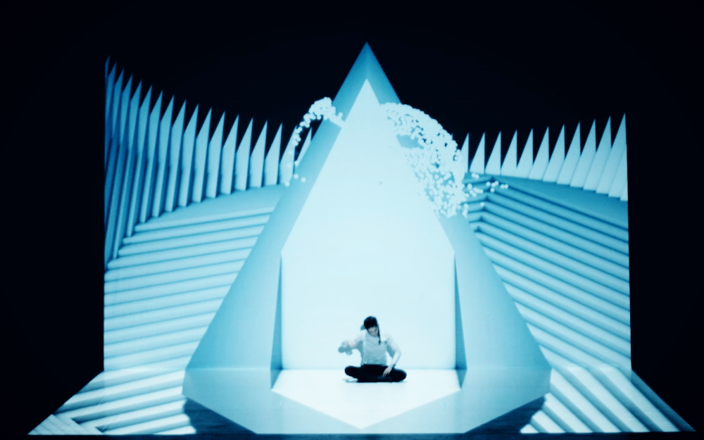 3D Dreams - Dance mapping