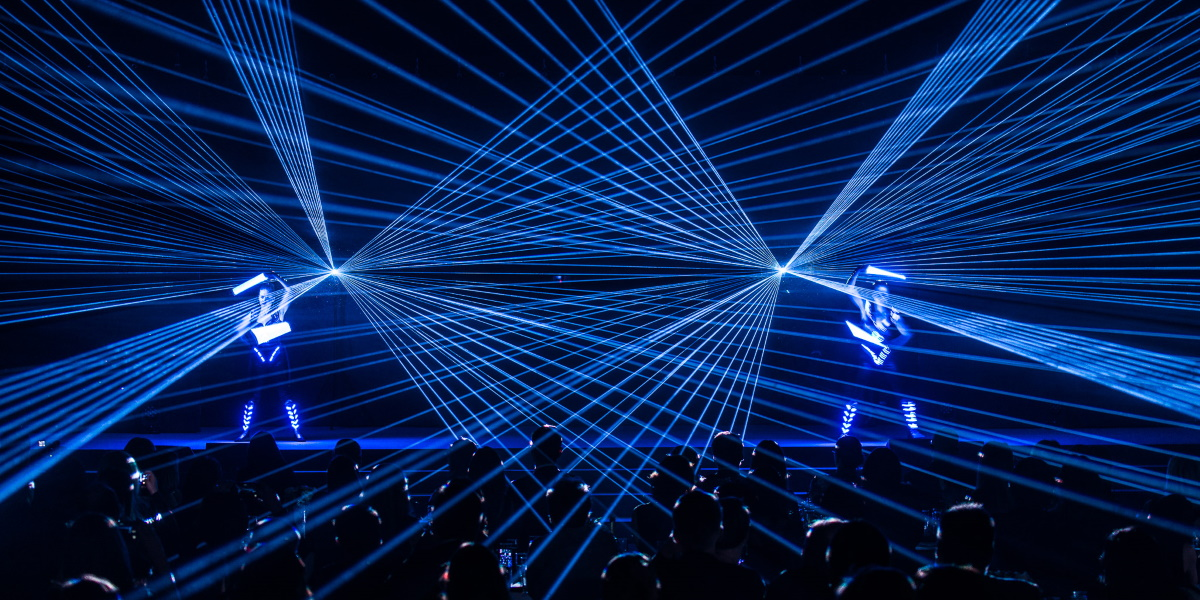 LaserLED show - Other performances