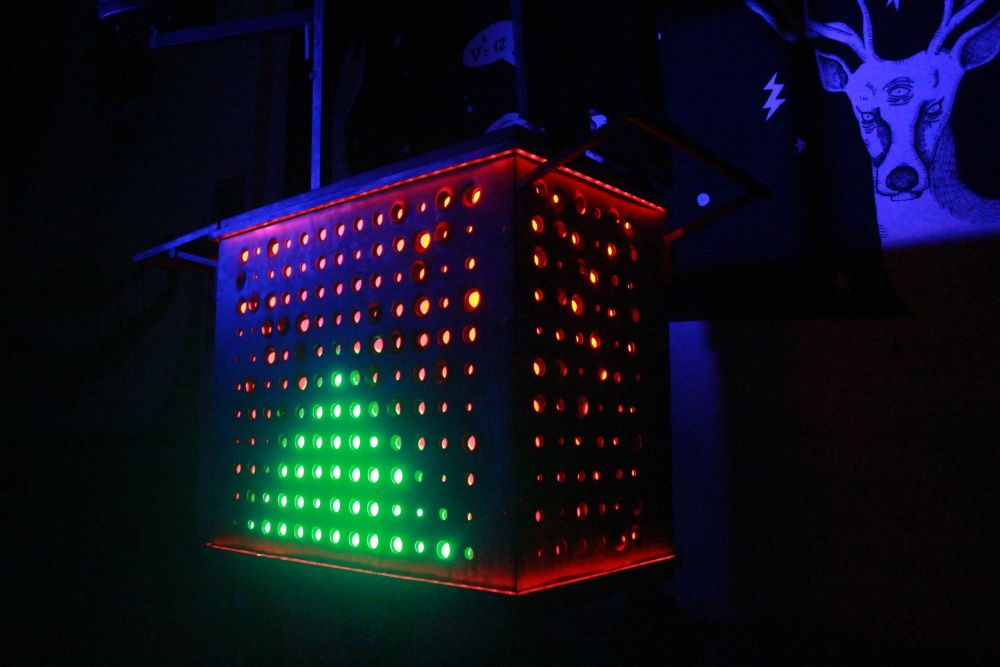 Led Boom Box - Outdoor shows
