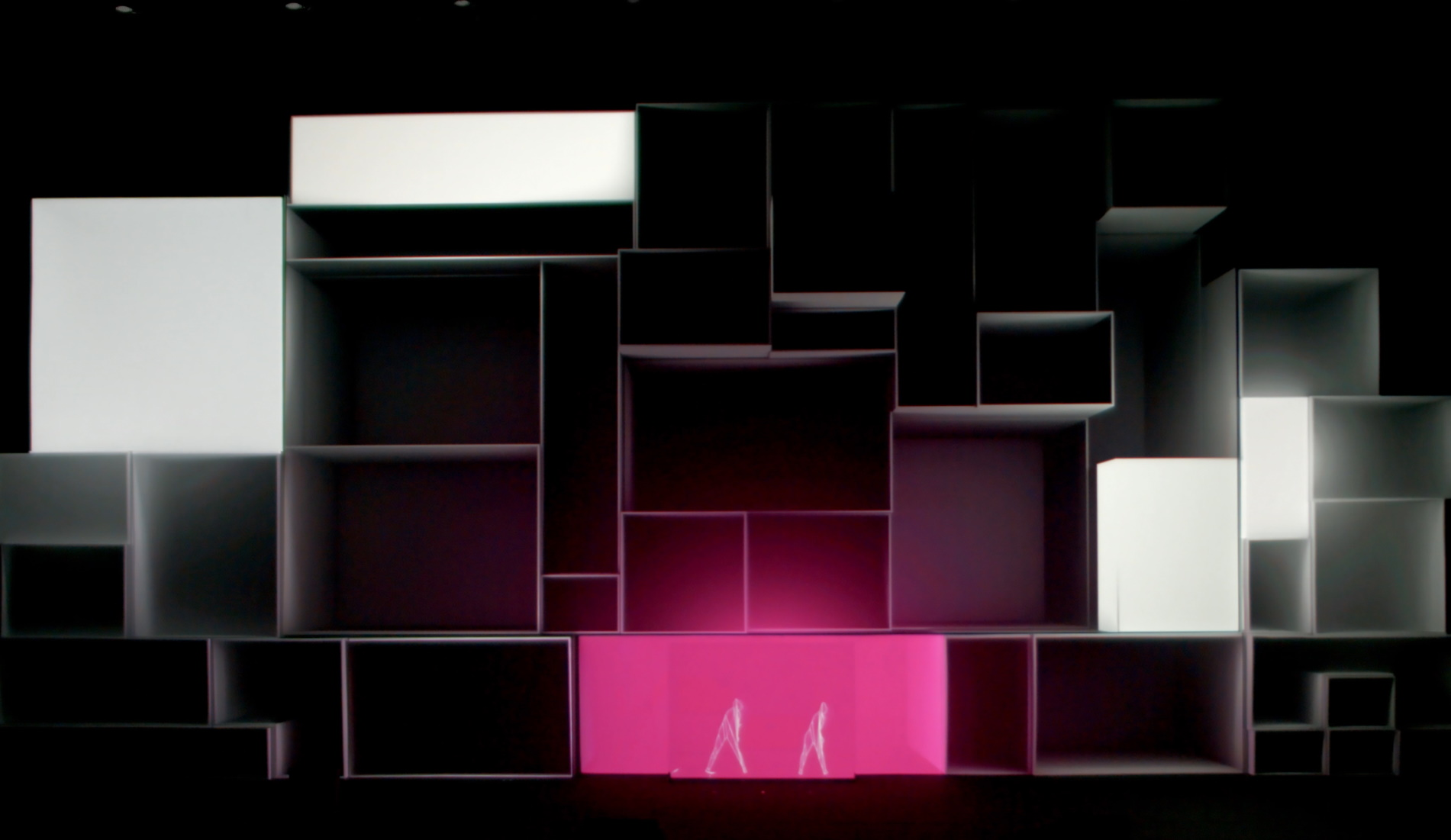Silohuettes - Dance mapping