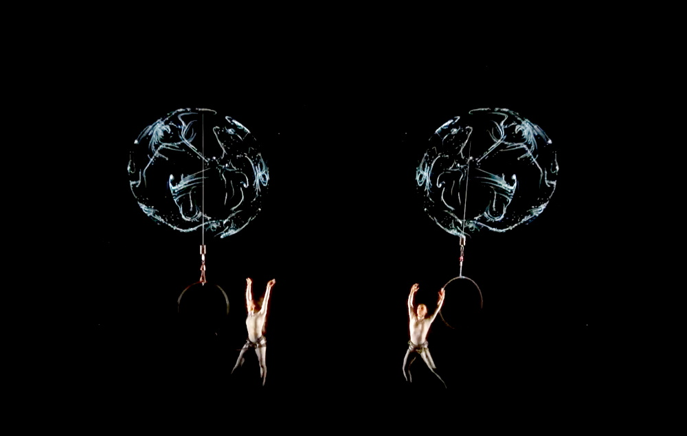 Air souls - dance mapping